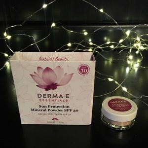 5 for $25-Derma E Sun Protection Mineral Powder